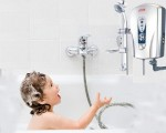 Mách nhỏ cách vệ sinh máy nước nóng