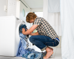 Mẹo sửa máy giặt lồng ngang