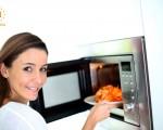 Nấu ăn lò vi sóng có ảnh hưởng đến sức khỏe?