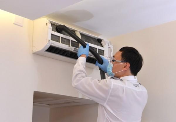 Vệ sinh máy lạnh quận 4, ve sinh may lanh, vệ sinh máy lạnh