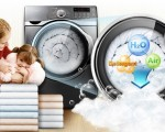 Hướng dẫn tự xử lý máy giặt bị trào bọt