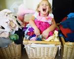Mắc bệnh do giặt áo quần không đúng cách